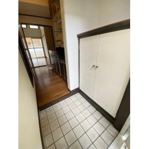 グレーセルハイツ2番館 部屋写真7 玄関