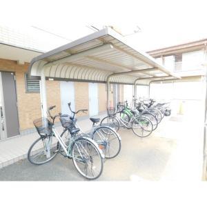 アイマックボー 物件写真3 駐輪場