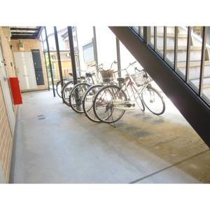 スカリエッティ向原 物件写真2 駐車場