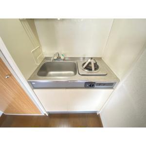西谷第六ビル 部屋写真3 キッチン
