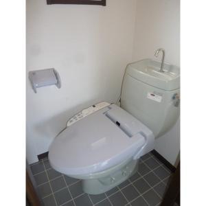 ベルクあけぼのA 部屋写真3 トイレ