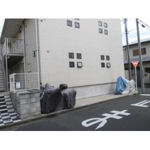ルーチェ 物件写真5 バイク置場