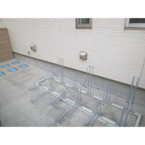 クリアフォレスト 物件写真5 駐輪場