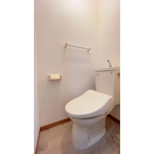 パインフィールド旗の台 部屋写真4 トイレ