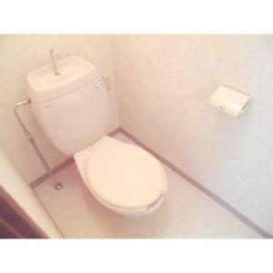 アーバンシティープルミエ 部屋写真4 トイレ