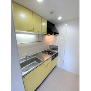 シー・ブルー 部屋写真2 キッチン