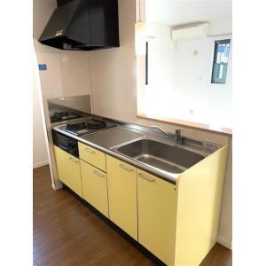 コスミオン 部屋写真3 キッチン