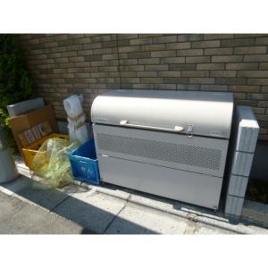 リブラ東葛西 物件写真3 ゴミ置き場