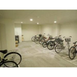 Belvedere 物件写真3 駐輪場