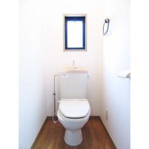 テラスCLOVER 部屋写真4 トイレ
