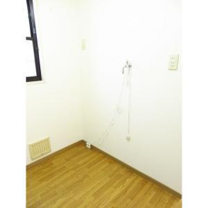 テラスCLOVER 部屋写真7 洗濯機置き場