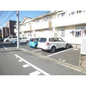 アリア・ソワン篠崎 物件写真2 駐車場