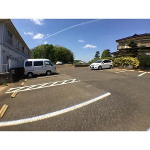 エステート染谷A 物件写真5 駐車場
