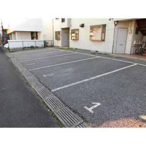 八千代市勝田台7丁目 アパート 物件写真3 駐車場
