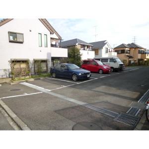 ディア柴田ガーデン 物件写真3 駐車場