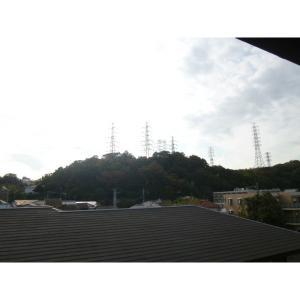ディア柴田ガーデン 物件写真4 3階からの眺め