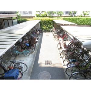 朝日パリオ瑞江 物件写真5 駐輪場
