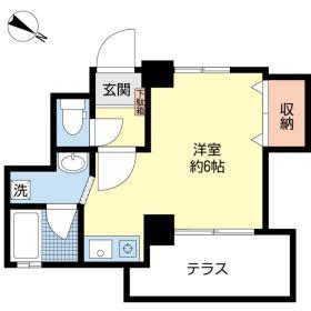 ビーエムハイツ成田間取り図