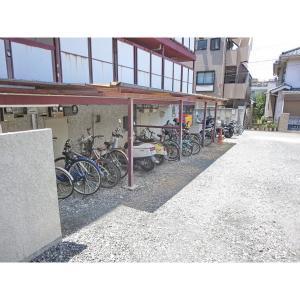 荒井第一マンション 物件写真3 駐輪場