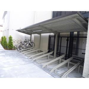 ラヴェリタ 物件写真3 駐輪場
