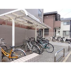 プリメーラ 薬円台 物件写真3 駐輪場