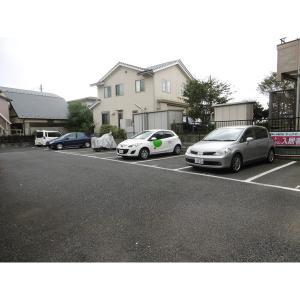 グランチェスタハイツA 物件写真3 駐車場