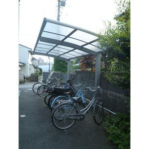 ソフィア 物件写真4 自転車置き場