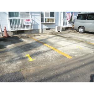 葛飾区新小岩4丁目 アパート 物件写真2 駐車場