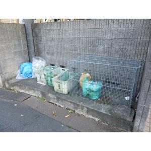 日野ヒルズ 物件写真4 ゴミ箱