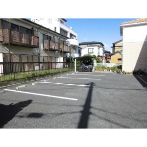 八千代市勝田台7丁目 アパート 物件写真4 駐車場