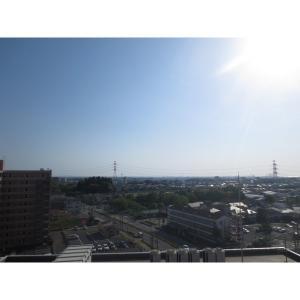 ダイアパレスおゆみ野Ⅱ 物件写真5 眺望