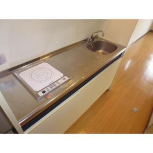 エクセル2 部屋写真2 キッチン