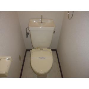 エクセル2 部屋写真4 トイレ