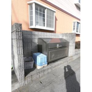 サン・エレガンスC 物件写真4 ゴミ置き場