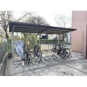 Rosage 物件写真4 駐輪場