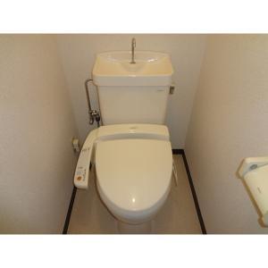 高松市伏石町 マンション 部屋写真5 トイレ