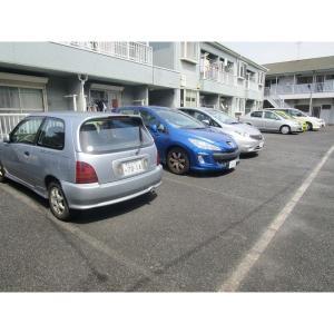 ピュアハイツ 物件写真5 駐車場