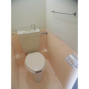 行徳ニューグランドハイツB棟 部屋写真5 トイレ