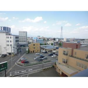 高崎朝日ハイツ 物件写真5 眺望