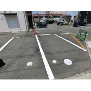 高崎朝日第二ハイツ 物件写真2 駐車場