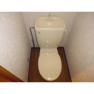 高崎朝日第二ハイツ 部屋写真5 トイレ