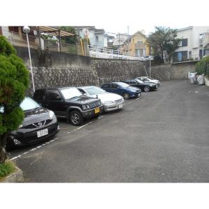 増田ハイツ 物件写真3 駐車場