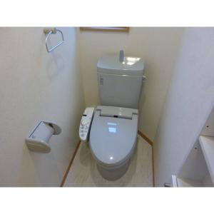 永代2丁目住宅 部屋写真4 トイレ