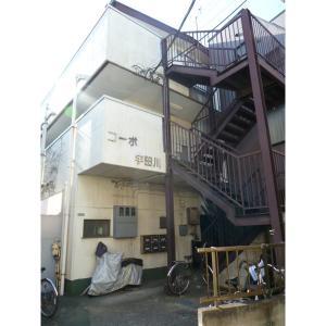 コーポ宇田川物件写真1建物外観