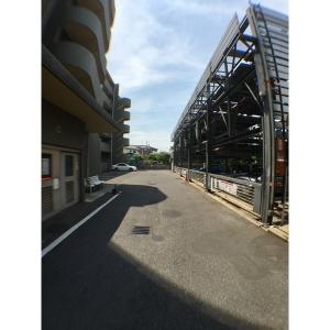 クレシェンド 物件写真4 駐車場