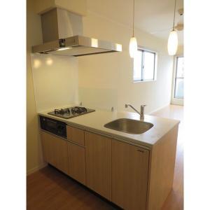 クオーツ 部屋写真2 キッチン