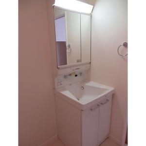クオーツ 部屋写真4 洗面所