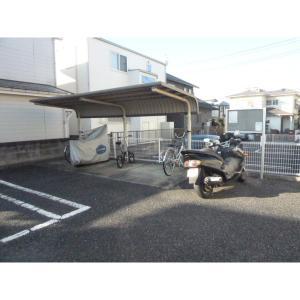 サニー・ハウス 物件写真5 駐輪場