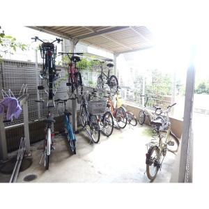 スタンビューレ中野坂上 物件写真4 駐輪場