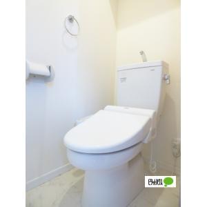 メゾン・ド・ボヌールⅢ 部屋写真6 トイレ
